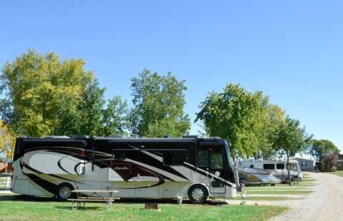 Class A RV Parking Spring Hill KS