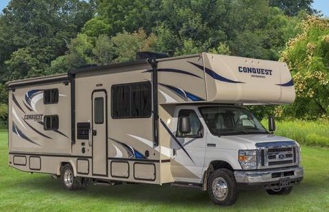 Class C RV Parking Spring Hill KS